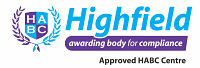Highfield Awarding Body for Compliance Approved HABC Centre Logo